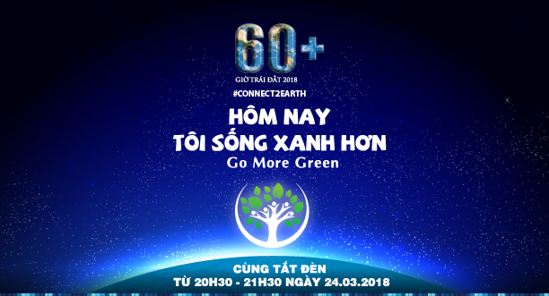 Earth Hour_connect2Earth