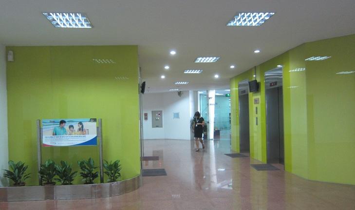 Giải pháp tiết kiệm điện của tòa nhà Mobifone -2