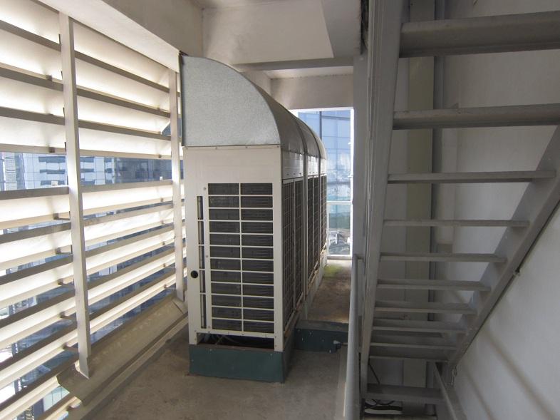 Giải pháp tiết kiệm điện của tòa nhà Mobifone -1