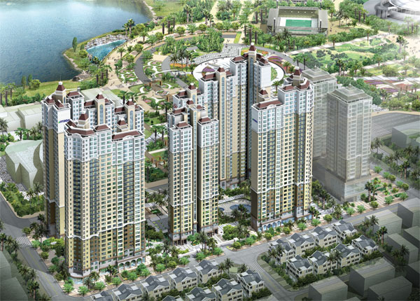 Hyundai Hillstate Residential Complex