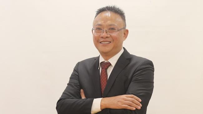 Ông Nguyễn Hoàng Thanh - Phó Tổng giám đốc Công ty Quản lý và khai thác tòa nhà PMC