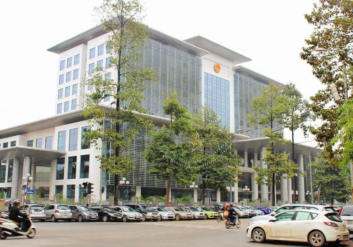 Tòa nhà Văn phòng Quốc hội